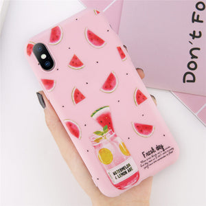 Summer Fruit Patterns - Cases - CASEALY