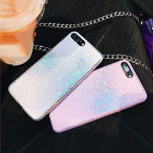 Granular Holographic iPhone Case