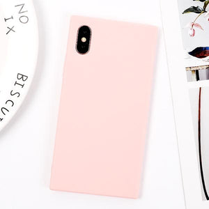 Pastel Rectangular iPhone Case