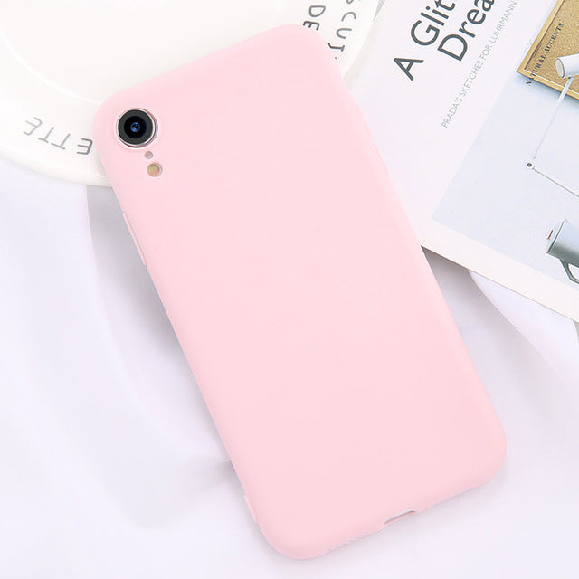 Pastel Color iPhone Case