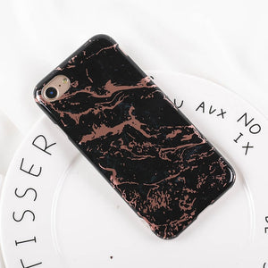 Marble Rock Stone iPhone Case