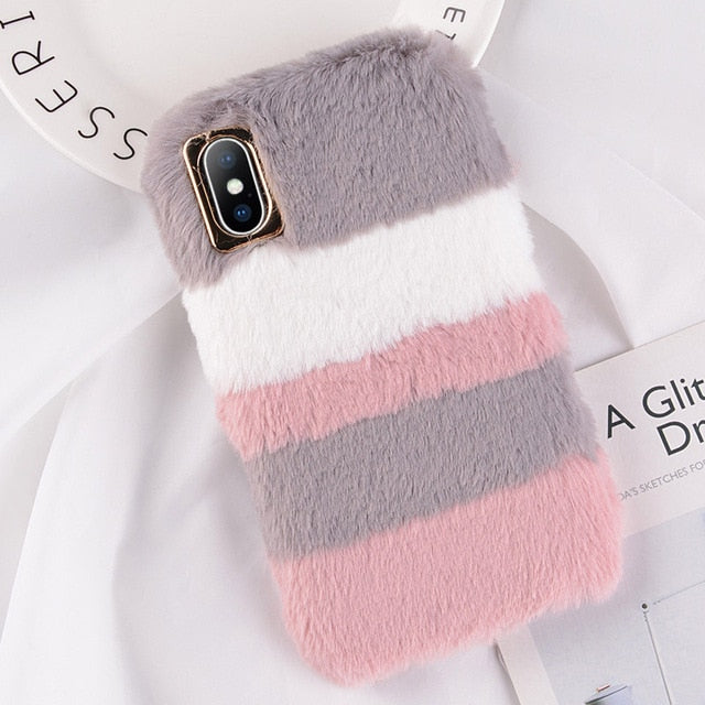 Fluffy iPhone Case