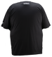BIG BONED BRIGADE BLACK TECH SHIRT