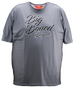 BIG BONED BRIGADE GREY TECH SHIRT