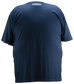 BIG BONED BRIGADE NAVY TECH SHIRT