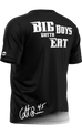 COLT LUCKAU BIG BONED BRIGADE TECH SHIRT