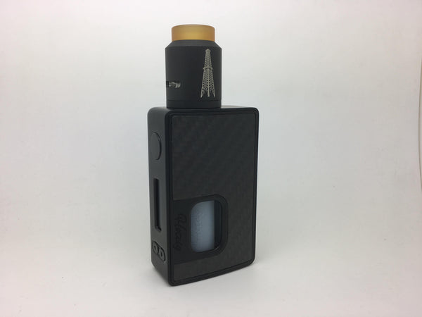 RSQ Squonker and model 41 RDA Combo