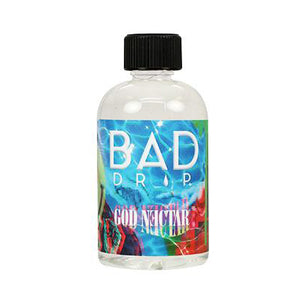Bad Drips Gods Nectar 120ml Shortfill
