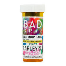 Bad Drips Farleys Gnarly Sauce 60ml