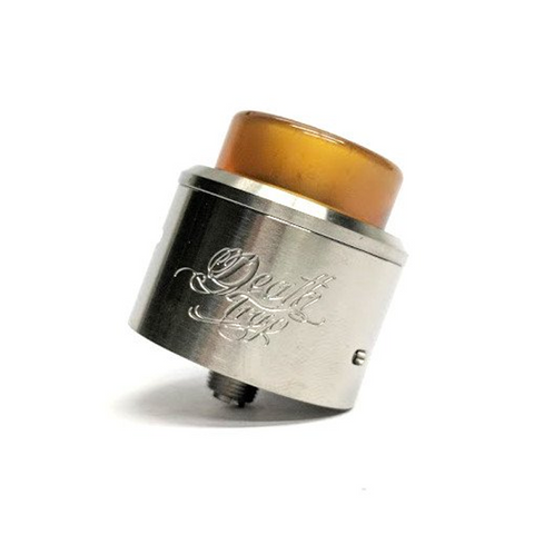 Death Trap RDA Stainless Steel