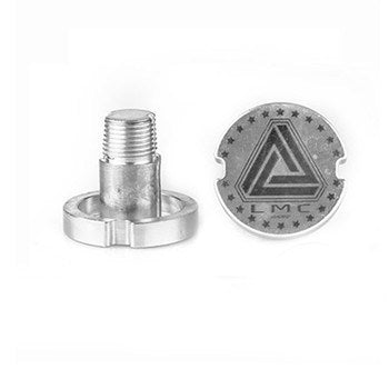 Limitless Silver Plated Fire Buttons