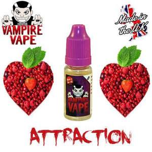 Attraction 10ml Vampire Vape E-Liquid