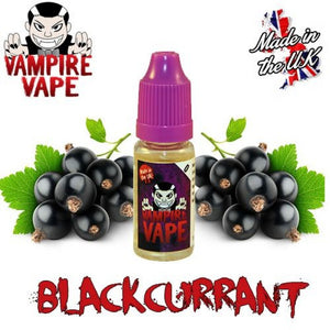 Blackcurrant 10ml Vampire Vape E-Liquid