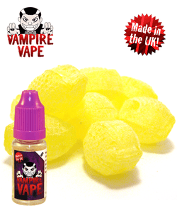 Sherbet Lemon - 10ml Vampire Vape E-Liquid