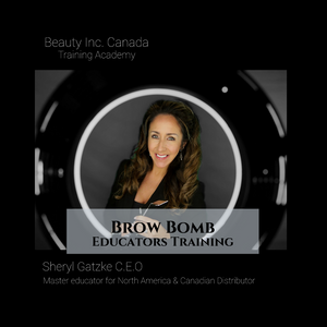 Brow Bomb Educator Training