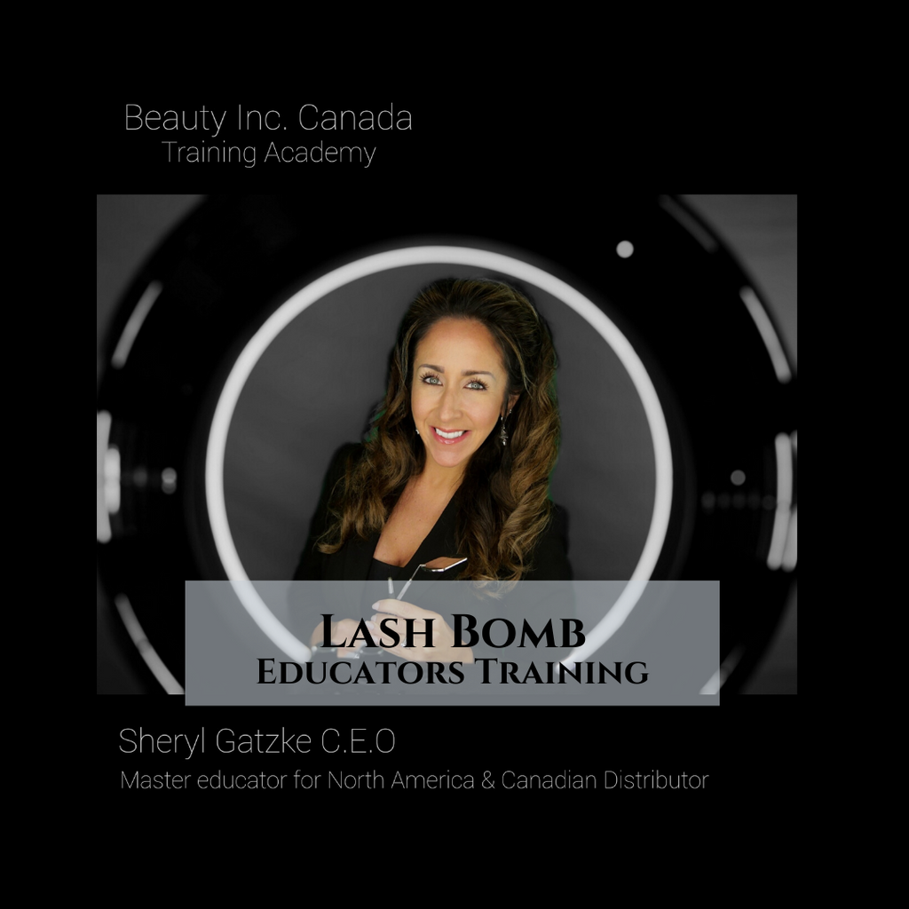 Lash Bomb Educator Training