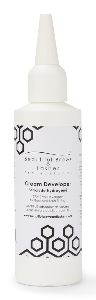 Cream Developer-Brows and Lashes
