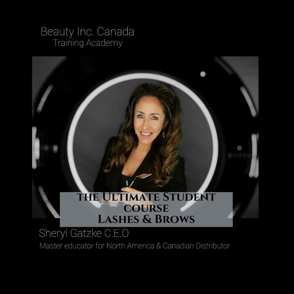The Ultimate DUO Student Education-Lashes & Brows