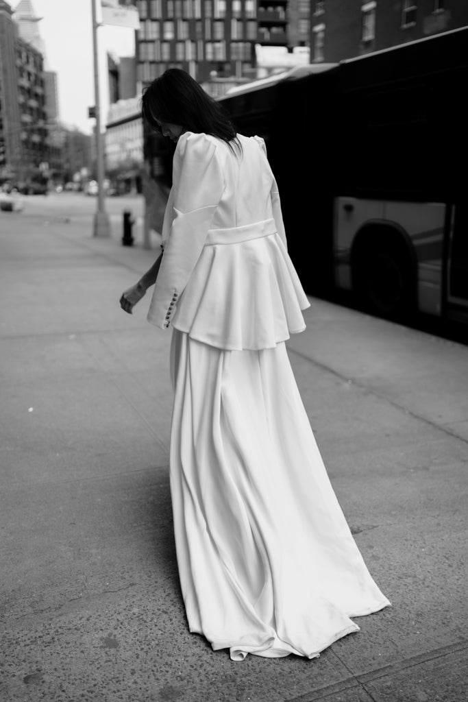 HOW TO BE A BRIDE IN NEW YORK CITY