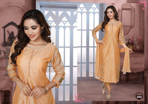 FULL SLEEVES SALWAR SUIT