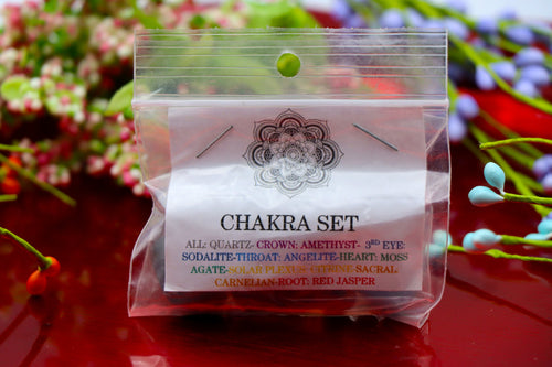 7 Chakra Combination Set