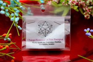 Change/Removal of Past Energies Combination Set