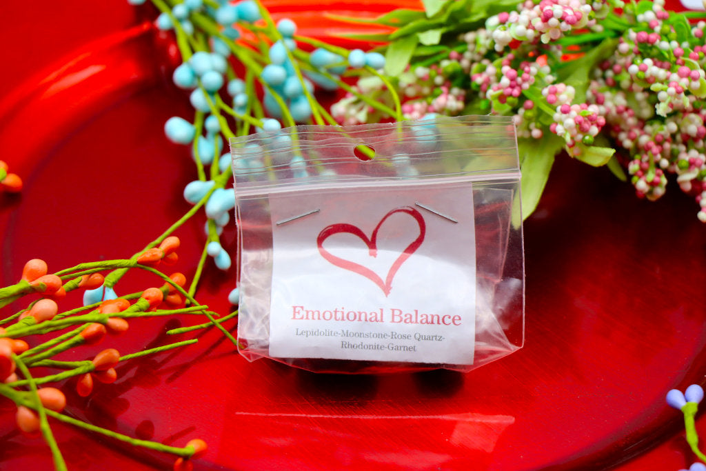 Emotional Balance Combination Set