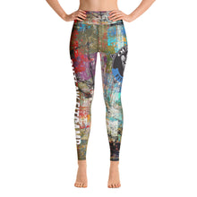 Load image into Gallery viewer, Outlaw Grunge leggings