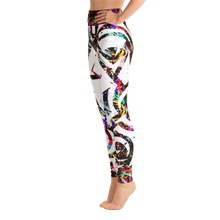Load image into Gallery viewer, Jesse James Fit Lion Leggings