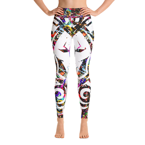 Jesse James Fit Lion Leggings