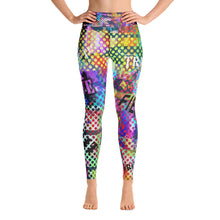 Load image into Gallery viewer, Outlaw Graffiti Leggings