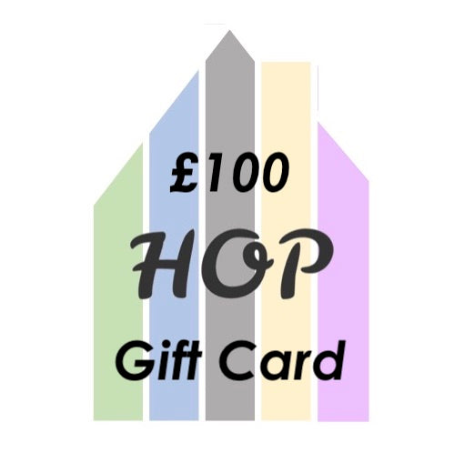 HOP Gift Card £100