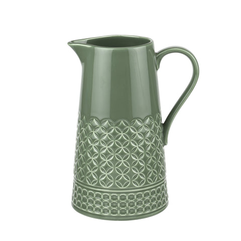 Atrium Embossed Large Jug