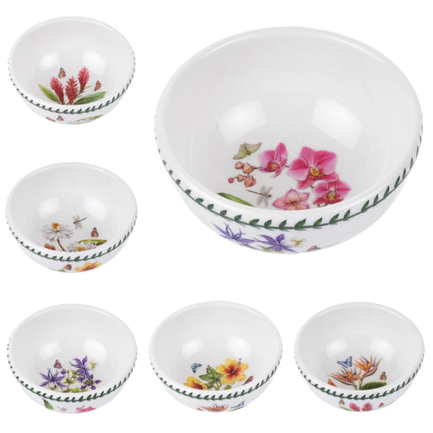 Exotic Botanic Garden Fruit Salad Bowl 14cm / 5.5""
