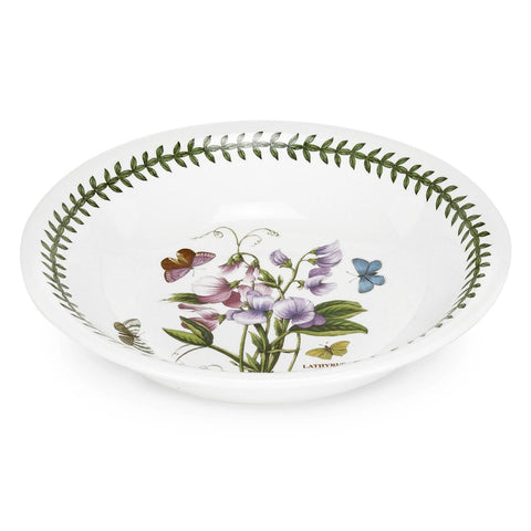 "Botanic Garden Pasta / Serving Bowl  25 cm / 10"" ( Large )"