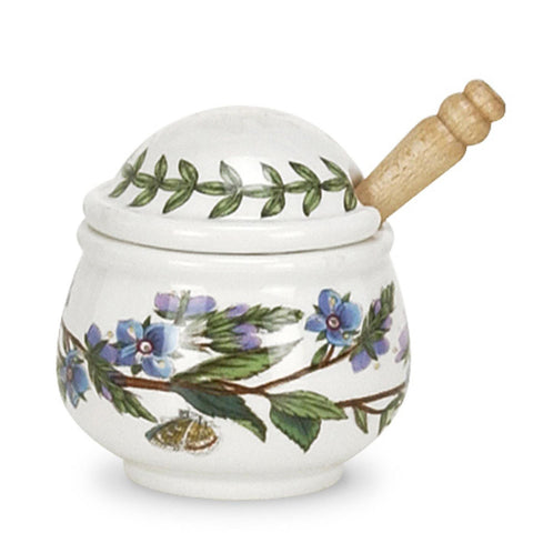 Botanic Garden Mustard Pot with Spoon