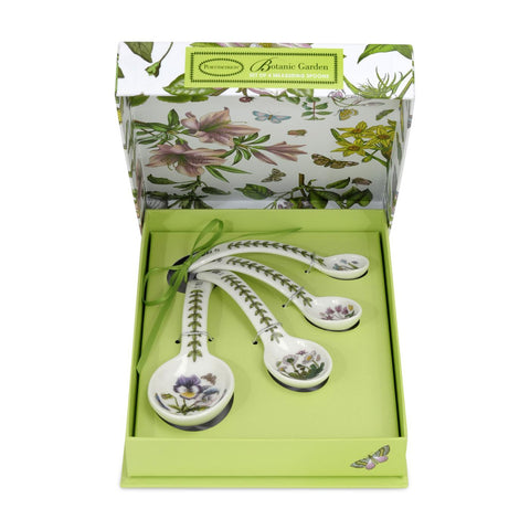 Botanic Garden Measuring Spoons - Box Set of 4