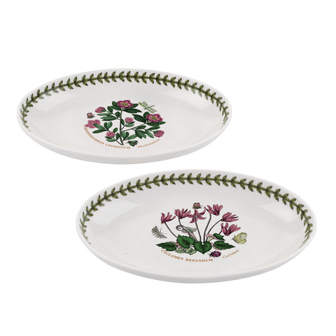 Botanic Garden Oval Dish  ( Box Set of 2 )