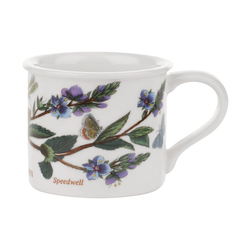 Botanic Garden Breakfast Cup (D) Drum Shape