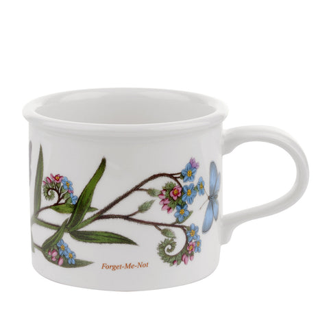 Botanic Garden Tea Cup (D) Drum Shape