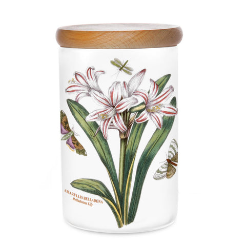 Botanic Garden Airtight Storage Jar 18cm / 7""