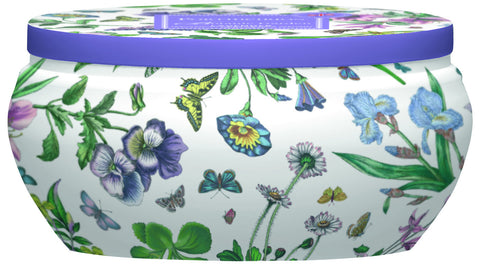Botanic Garden Wax Filled Boutique Candle Tin - Lavender