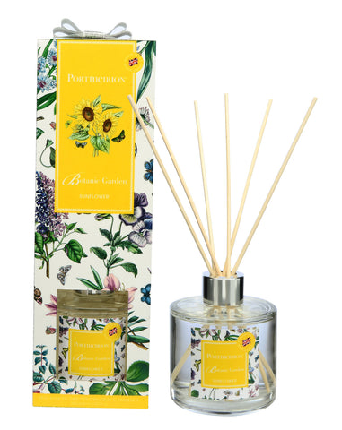 Botanic Garden Fragranced Reed Diffuser - Sunflower