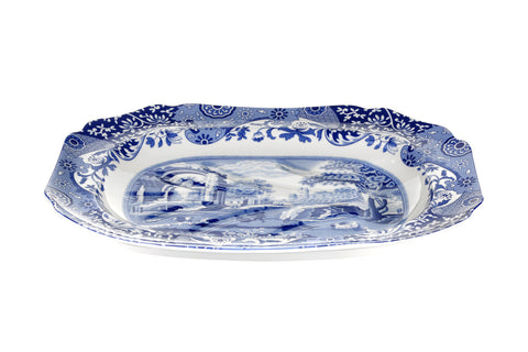 Spode Blue Italian Platter -  Special 200 Year Anniversary Edition