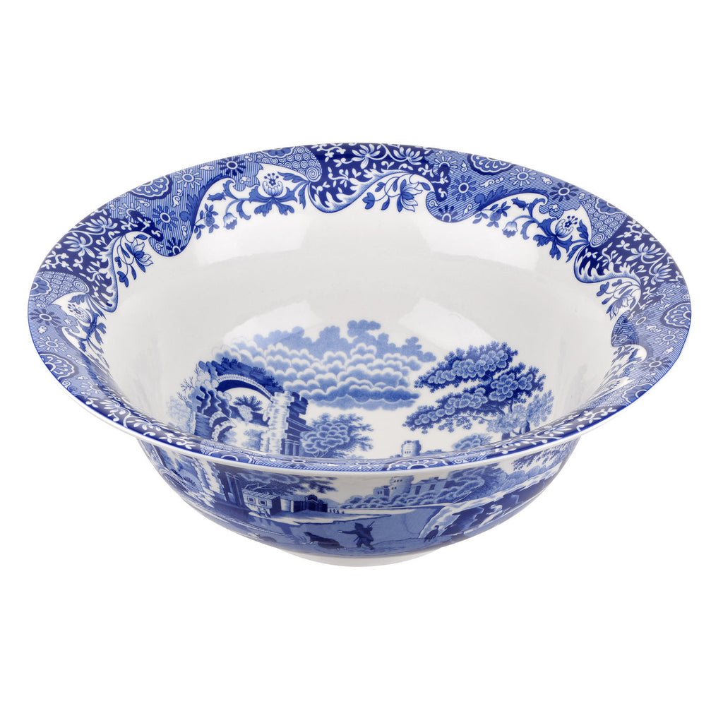 "Spode Blue Italian  33cm / 13"" Bowl -200th Anniversary edition"
