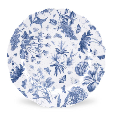 Botanic Blue Dinner Plate 27cm / 10.5""