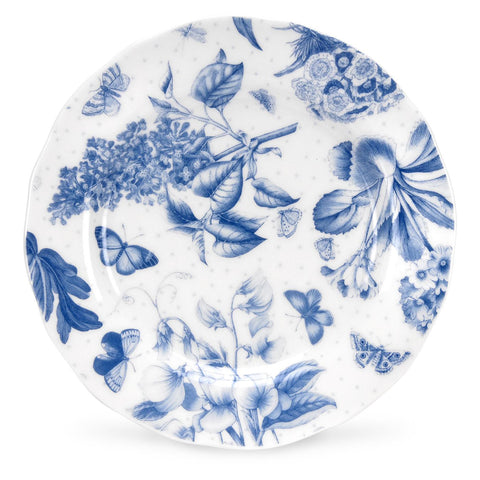Botanic Blue Side Plate 15cm / 6""