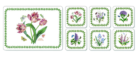 Botanic Garden Placemats & Coasters  ( Box set 6 of each )