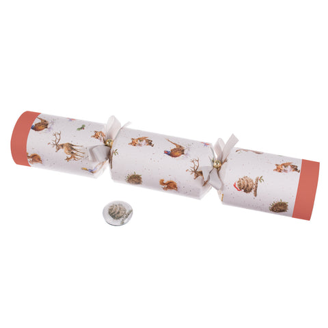 Wrendale Luxury Christmas Crackers ( Box of 6 )