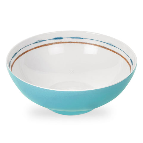 Coast Large Salad Bowl - Blue